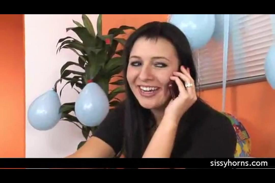 Sissy Orgy Video 38