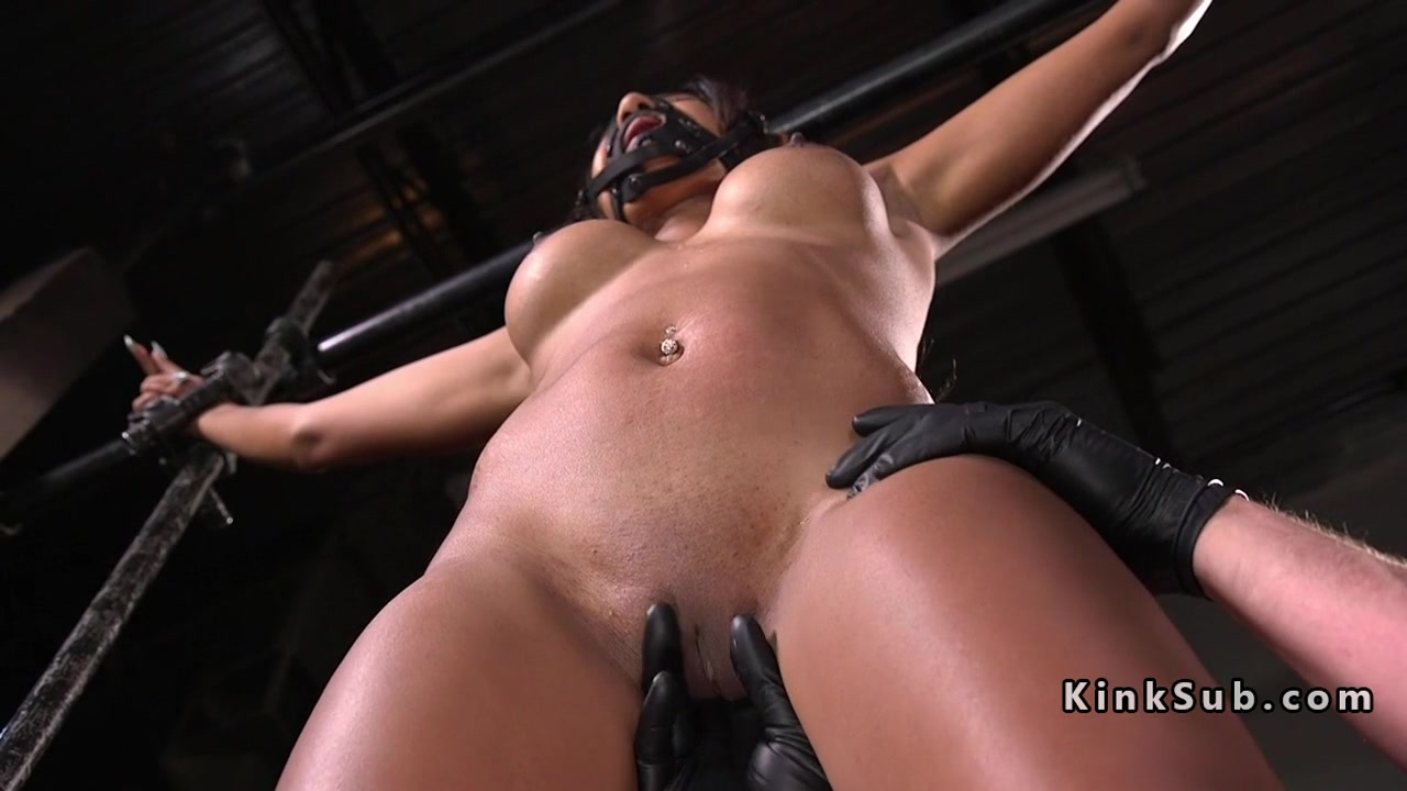Huge tits sub toyed in bondage, naked chicks on dirt bikes